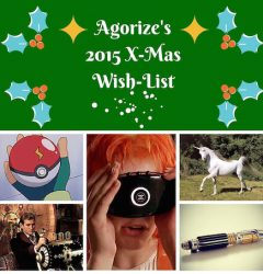 Agorize's 2015 Christmas Wishlist