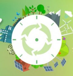 The wheel of innovation and circular economy