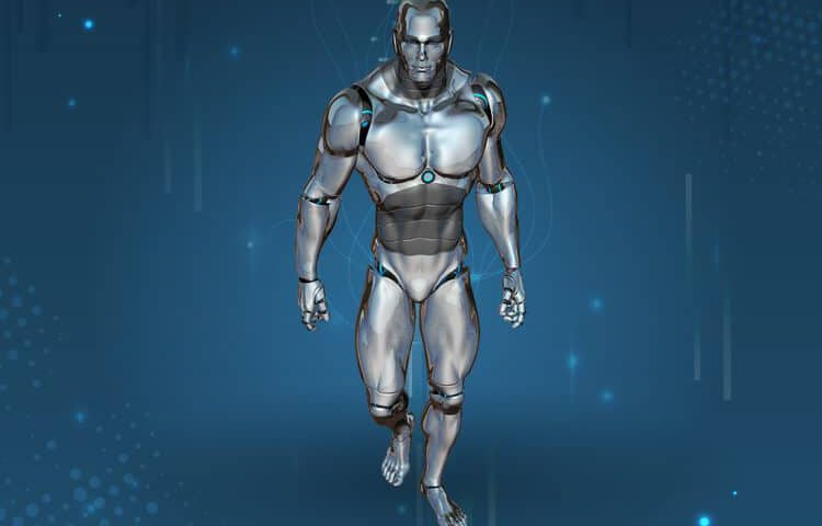 Robot and Transhumanism