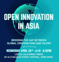 open innovation asia