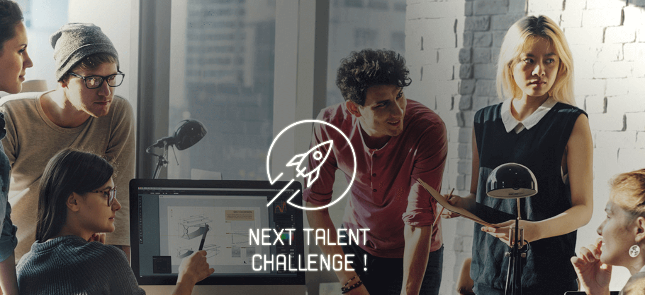 Bannière Next Talent challenge
