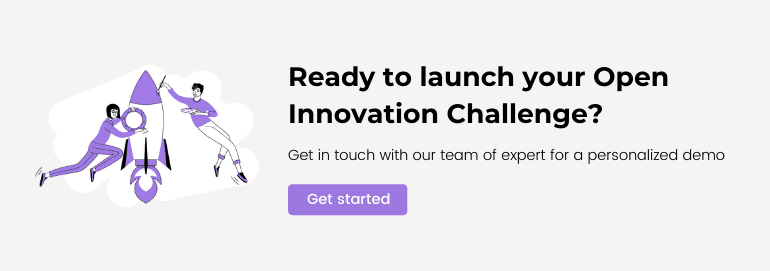 CTA launch your open innovation challenge