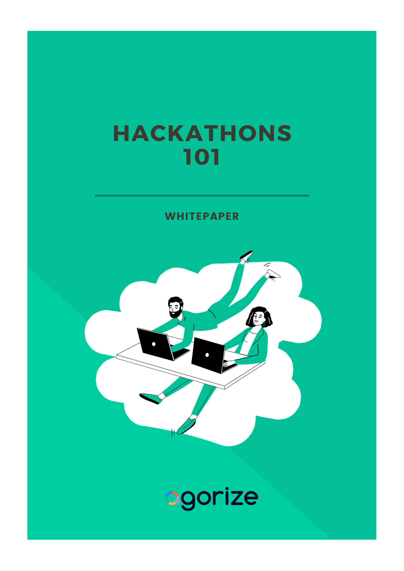 hackathon 101 whitepaper cover