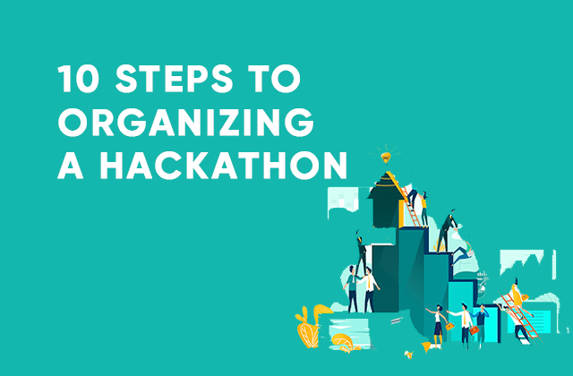 10 step to organizing a hackathon thumbnail
