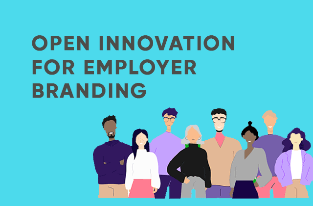 open innovation for employer branding