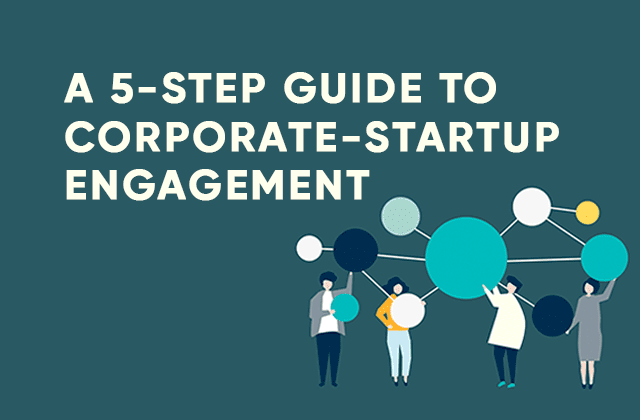 guide to corporate startup engagement vignette