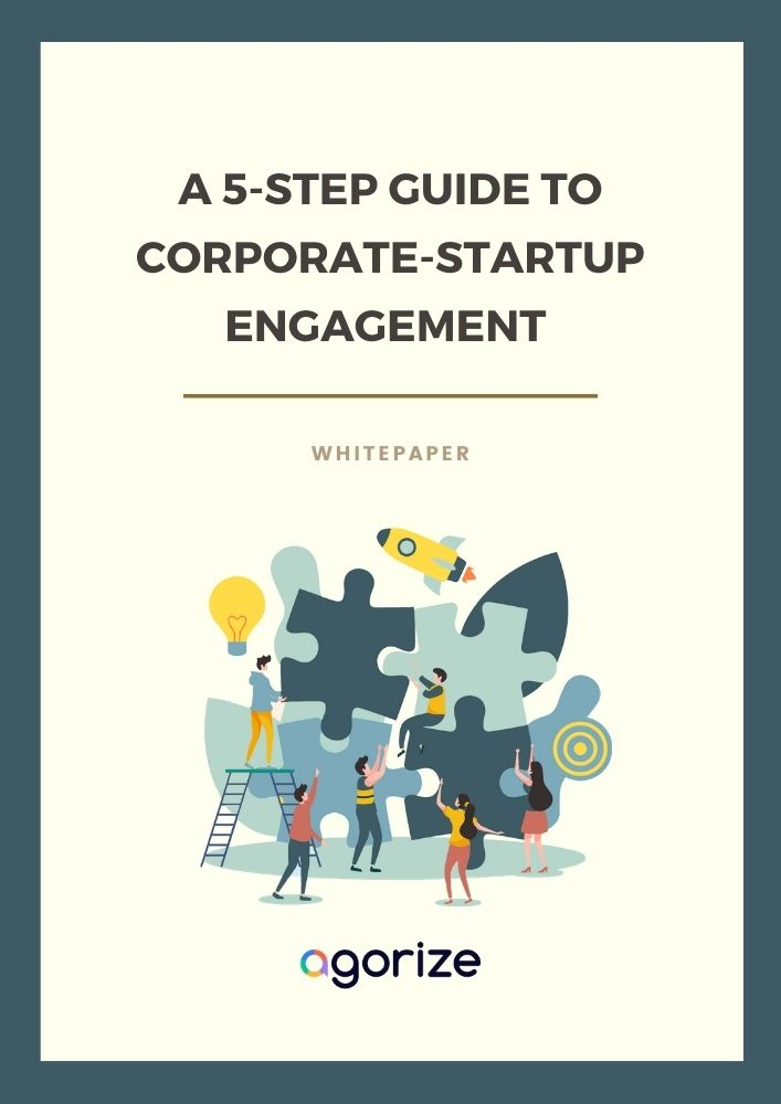 guide to corporate-startup engagement cover