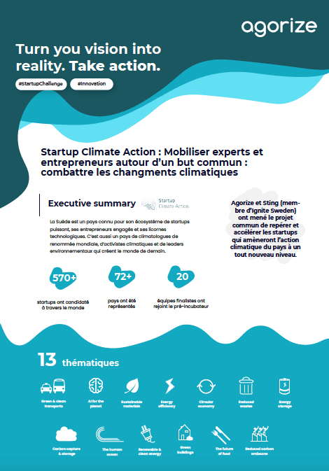 climate action poster